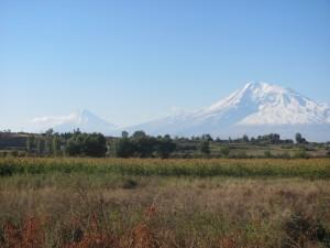 grosses und kleiner Ararat