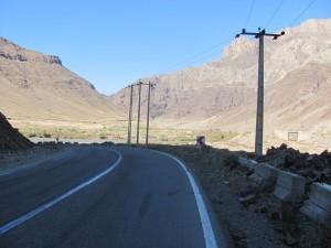 Grenze Iran Armenien