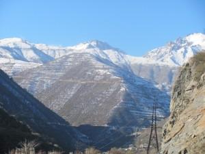 der Meghri Pass