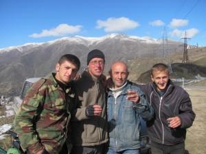 der letzte Wodka