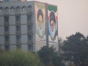 Khomeini und Khamenei
