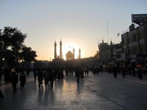 Moschee in Qom