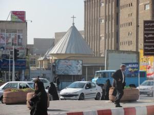 Kirche in Tabriz