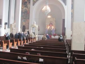 Gottesdienst in Teheran