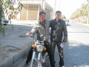 Motorradjungs