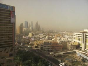 Kuwait von oben