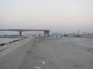 Baustelle Palme Deira